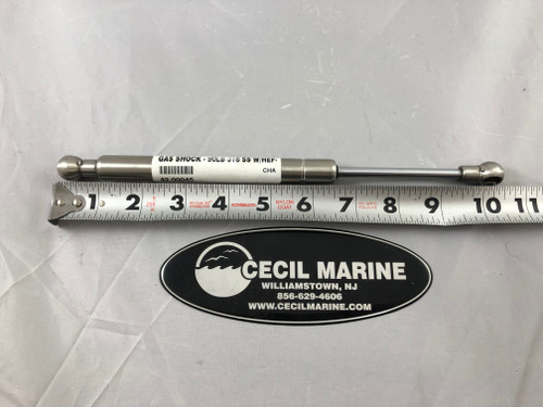 "SHOCK - 90LB - 10 3/4"" LONG - 10mm ENDS - 42.00045"