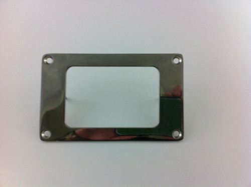 PLATE - STEREO REMOTE PLATE STAINLESS STEEL