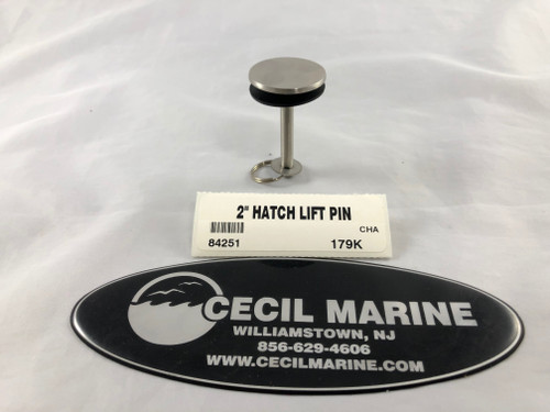 2 IN. HATCH LIFT PIN