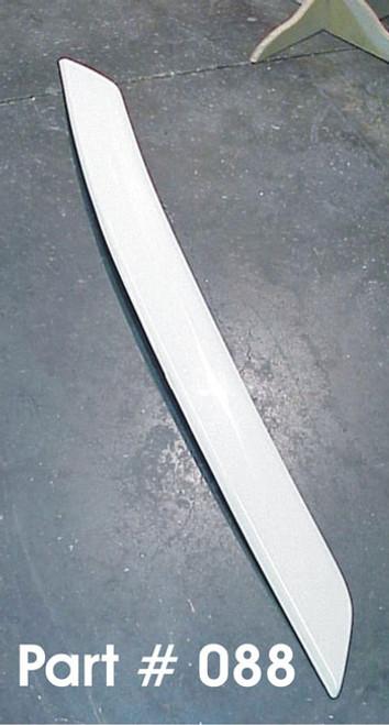 "VENT - PORT VENT COVER 256SSX  - 088A 60 7/8"" long"