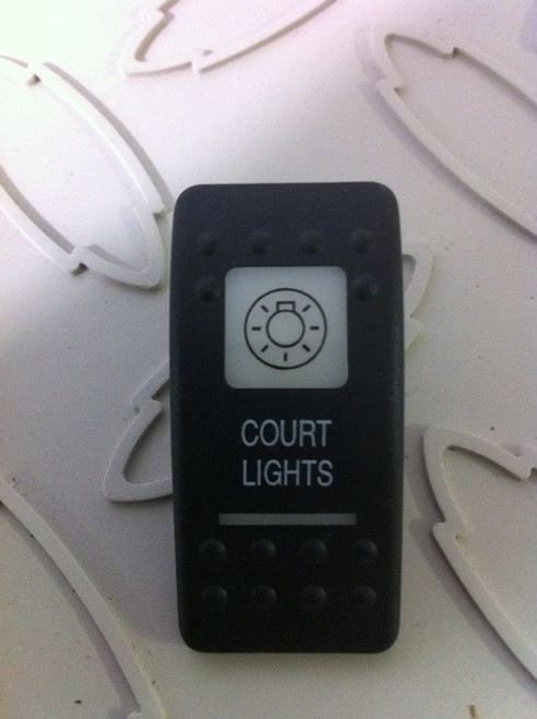 COURTESY LIGHTS SWITCH COVER *IN STOCK READY TO SHIP**