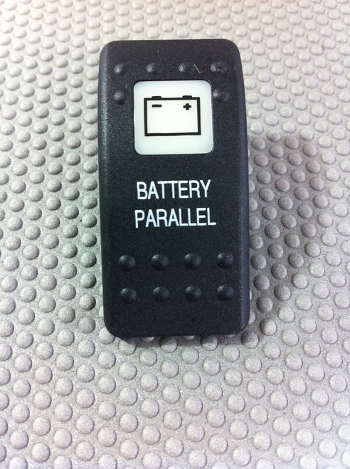 BATTERY PARALLEL SWITCH COVER *IN STOCK READY TO SHIP**