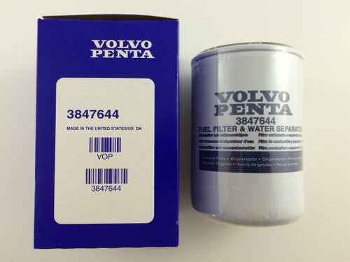 $16.95* GENUINE VOLVO FUEL FILTER - 3847644 *In Stock & Ready To Ship!