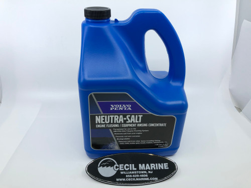 $39.95* GENUINE VOLVO NEUTRA SALT CONCENTRATE - GALLON 21687796 ** IN STOCK & READY TO SHIP! **