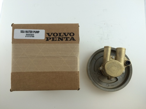 $299.99 * GENUINE VOLVO SEA WATER PUMP 21212799 ** IN STOCK & READY TO SHIP! **