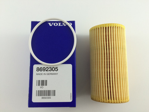 $13.95* GENUINE VOLVO OIL FILTER INSERT 8692305 **In stock & ready to ship!