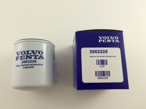 $11.95* GENUINE VOLVO FUEL FILTER 3862228 **In stock & ready to ship!
