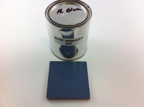 PARKER GEL COAT - HORIZON BLUE WITH WAX - QUART