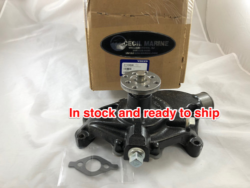 $316.39* GENUINE VOLVO CIRCULATING PUMP - 21124846  ** IN STOCK & READY TO SHIP! **