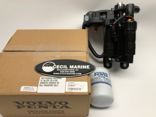 $1799.99* GENUINE VOLVO no tax* FUEL PUMP ASSY. 23794966  *a signature is required for delivery *In stock & ready to ship!