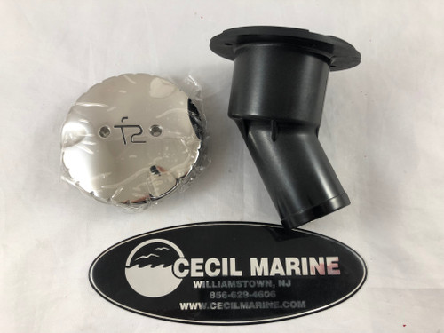 Waste Cap & Fill 27.00124 ** In Stock & Ready To Ship!