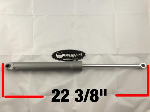 "$424.15* GENUINE VOLVO TRIM CYLINDER STB. SIDE 42 DEG. TILT 22 3/8"" FULLY EXTENDED 22187388 ** In Stock & Ready To Ship! **"