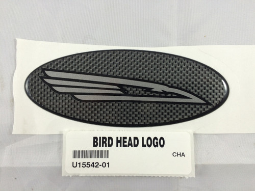 CHAPARRAL BIRD HEAD LOGO  ** Sorry this item is no longer available