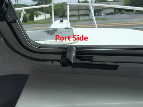 WINDOW DOG LATCH HANDLE  - PORT SIDE 239994 **In stock & ready to ship!