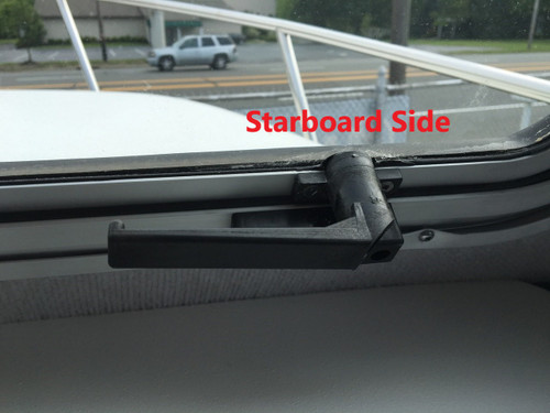 WINDOW DOG LATCH HANDLE  - STB SIDE 239995 **In stock & ready to ship!