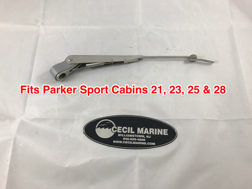 """ADJUSTABLE ARM 10"""" - 14"""" ** Fits 21, 23, 25 & 28 Parker Sport Cabins  ** In Stock & Ready To Ship!"""
