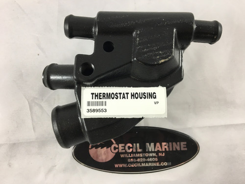 $169.95* GENUINE VOLVO THERMOSTAT HOUSING - 3589553 *In stock & ready to ship!