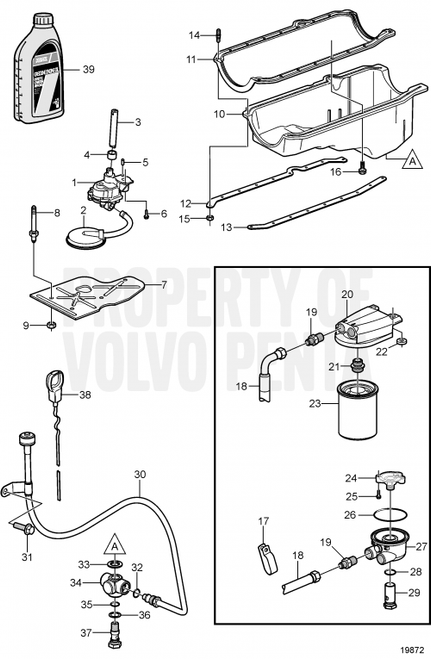 OIL PAN - SUMP 3857778  ** IN STOCK AND READY TO SHIP!