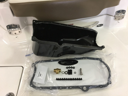$899.95 GENUINE VOLVO OIL PAN - SUMP 3857778 KIT  ** IN STOCK AND READY TO SHIP!