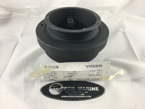 $399.95* GENUINE VOLVO ABSORBER  - 3861274 *IN STOCK & READY TO SHIP!