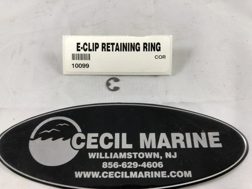 CORSA QUICK & QUIET EXHAUST BELL CRANK FLAPPER E-CLIP  ** IN STOCK & READY TO SHIP! **