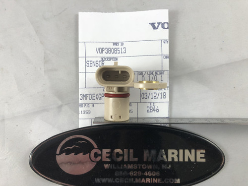 $169.95*  GENUINE VOLVO CAM SENSOR - 3808513 * IN STOCK & READY TO SHIP!
