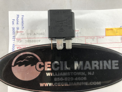 $29.95* TRIM  HARNESS RELAY / 3858809 ** IN STOCK & READY TO SHIP!