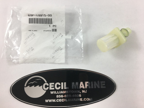 $49.20* GENUINE YAMAHA FUEL FILTER 63P-13915-00-00 *In Stock & Ready To Ship!