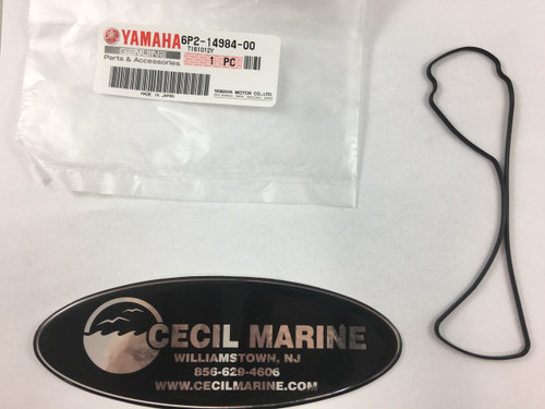 $19.75** Yamaha Float Chamber Gasket (6p2-14984-00) **IN STOCK READY TO SHIP**