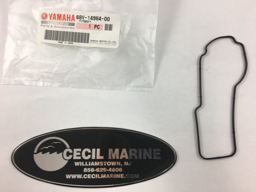 $20.80** GENUINE Yamaha Float Chamber Gasket 68V-14984-00-00 **IN STOCK READY TO SHIP**