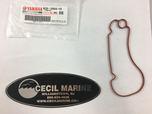 $53.95** Genuine Yamaha Float Chamber Gasket 6CB-14984-00 *IN STOCK READY TO SHIP!
