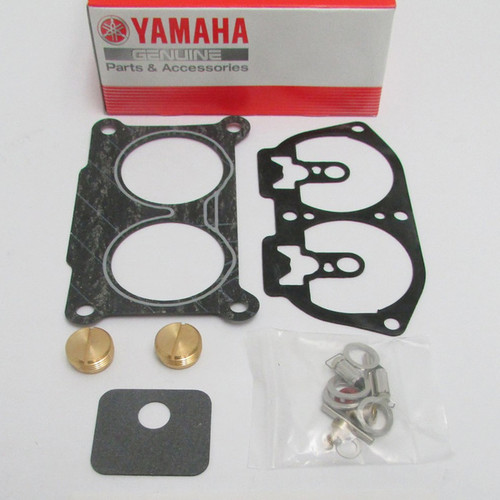 $39.90** YAMAHA CARB REPAIR KIT (6E5-W0093-06) **IN STOCK READY TO SHIP**