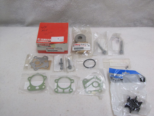$55.99* GENUINE YAMAHA WATER PUMP IMPELLER KIT 67F-W0078-00-00 *In Stock & Ready To Ship!