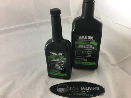 GENUIN GENUINE YAMAHA  FUEL STABILIZER & CONDITIONER *In Stock & Ready To Ship!