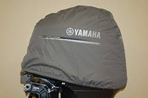 $99.95* Genuine Yamaha Engine Cover - MAR-MTRCV-F2-01 FITS( 4 Cyl. ) F150, F200  *In Stock & Ready To Ship!