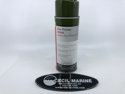 GREEN ZINC OXIDE PRIMER PAINT *IN STOCK READY TO SHIP