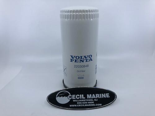 $49.99* GENUINE VOLVO OIL FILTER 22030848 *In Stock & Ready To Ship!