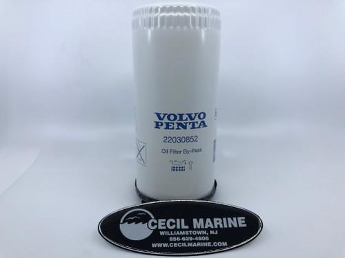 $39.99* GENUINE VOLVO  OIL FILTER 22030852 *In Stock & Ready To Ship!