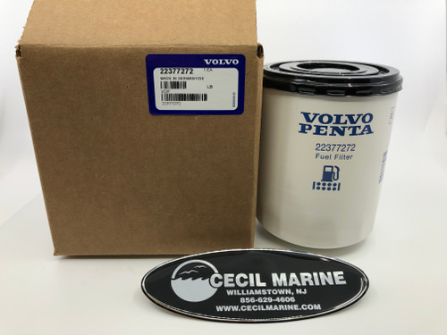 $99.99 * GENUINE VOLVO FUEL FILTER 22377272 *In Stock & Ready To Ship!
