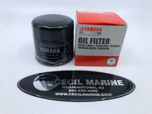 $12.95* Genuine Yamaha Oil Filter 5GH-13440-60-00 *in stock ready to ship*