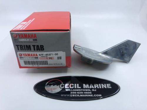 $23.45* GENUINE YAMAHA TAB-TRIM  67F-45371-00-00 *In Stock & Ready To Ship!