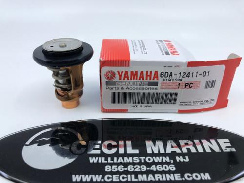 $63.25* GENUINE YAMAHA THERMOSTAT 6DA-12411-01-00 *In Stock & Ready To Ship!