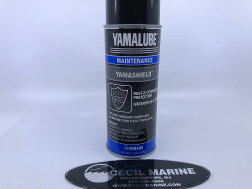 $8.99* GENUINE YAMAHA YAMASHIELD PROTECTANT *IN STOCK READY TO SHIP!