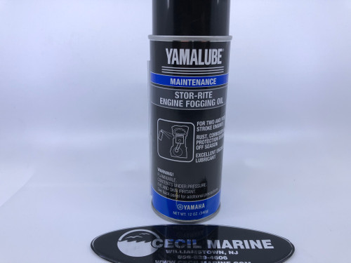GENUINE YAMAHA  ENGINE FOGGING FLUID  ACC-STORE-RI-TE STOCK & READY TO SHIP!