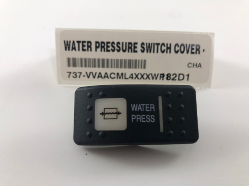 WATER PRESSURE SWITCH COVER - HORIZONTAL