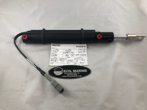 $2995.95* GENUINE VOLVO STEERING CYLINDER FOR USE WITH JOY STICK 23202356