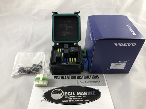 $259.95 GENUINE VOLVO  FUSE BOX REPLACEMENT KIT  ** In Stock & Ready To Ship!