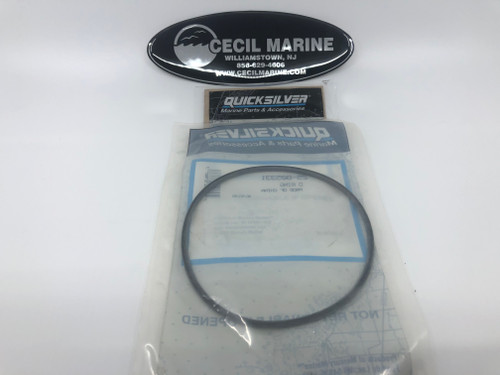 1.95 GENUINE MERCRUISER  PROP SHAFT O-RING   26-861694 **IN STOCK & READY TO SHIP