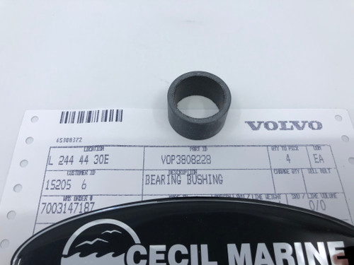 $34.95* GENUINE VOLVO Bearing Bushing  3808228 Special order 5 to 7 day delivery