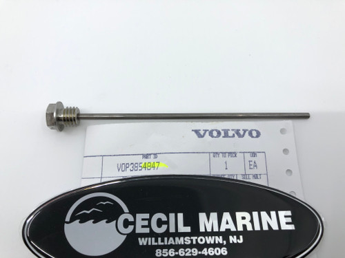 $134.95*  GENUINE VOLVO OIL DIPSTICK ( INDICATOR )  *In stock & ready to ship!